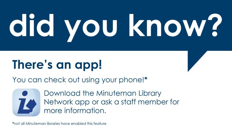 Did you know there's an app?