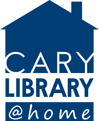 Cary Library @ Home logo