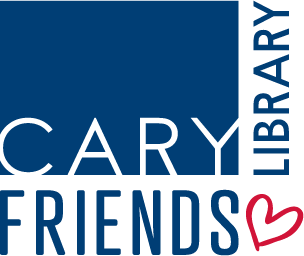 Friends of Cary Library logo