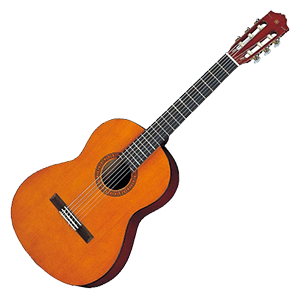 Half-sized guitar