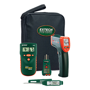 Home inspection tool kit