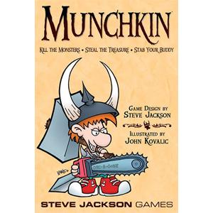 Munchkin Game