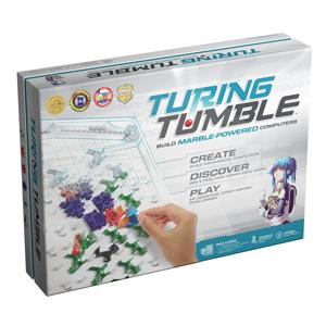 Turing Tumble game box